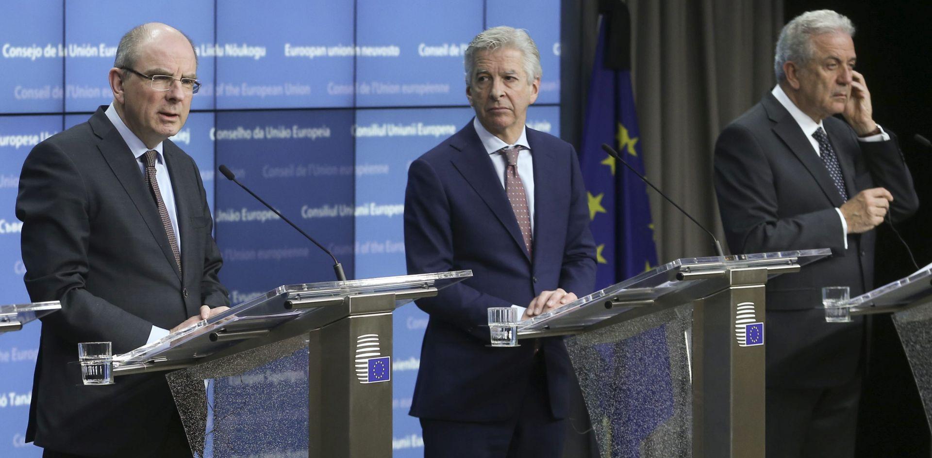MINISTRI PRAVOSUĐA Europska unija jača napore u borbi protiv terorizma