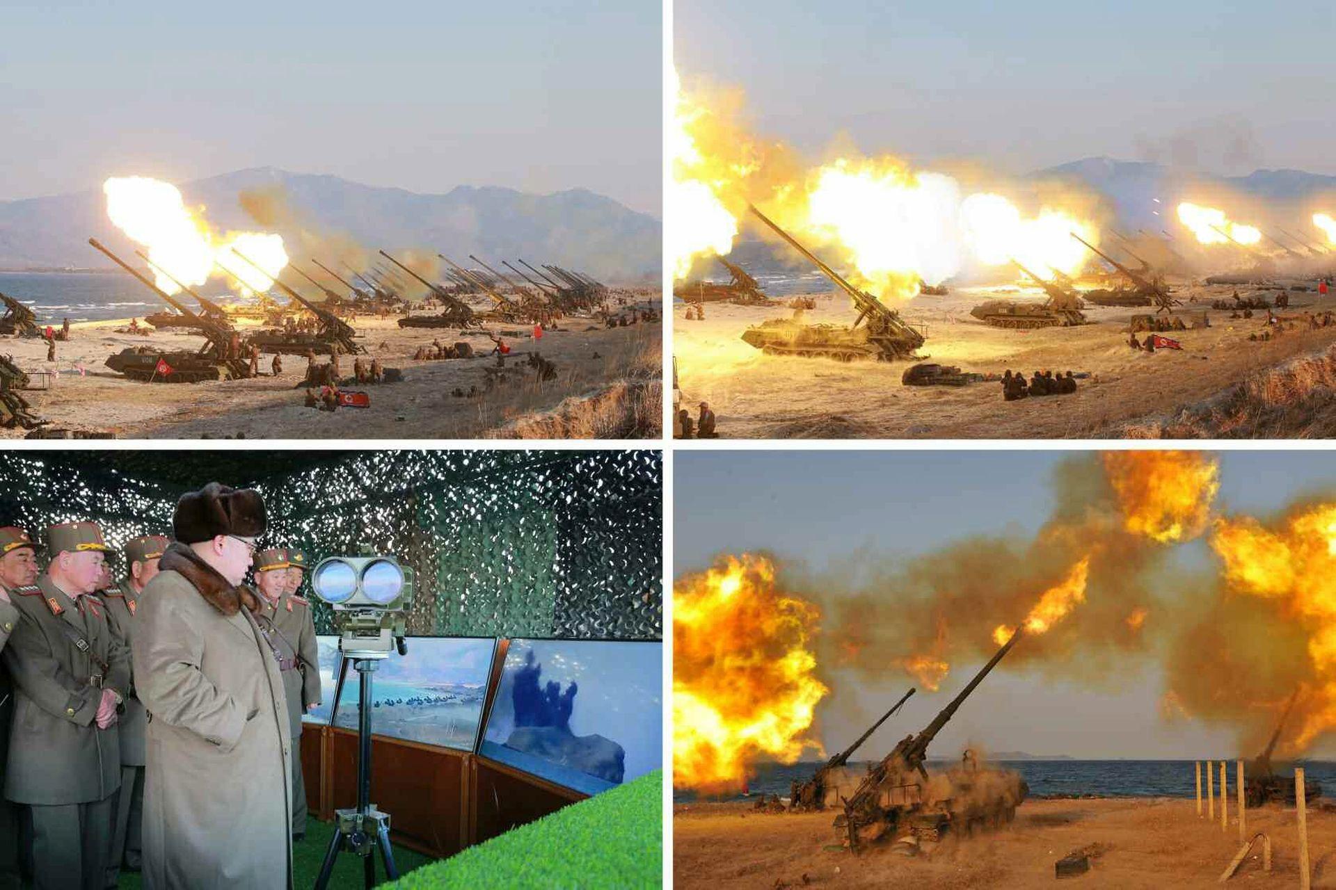 Pjongjang ispalio novi projektil kratkog dometa