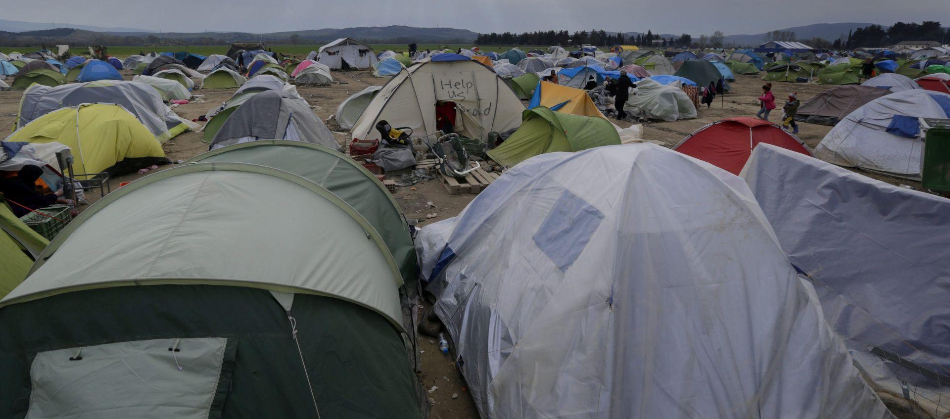 Počela evakuacija u Idomeniju, manje dolazaka iz Turske