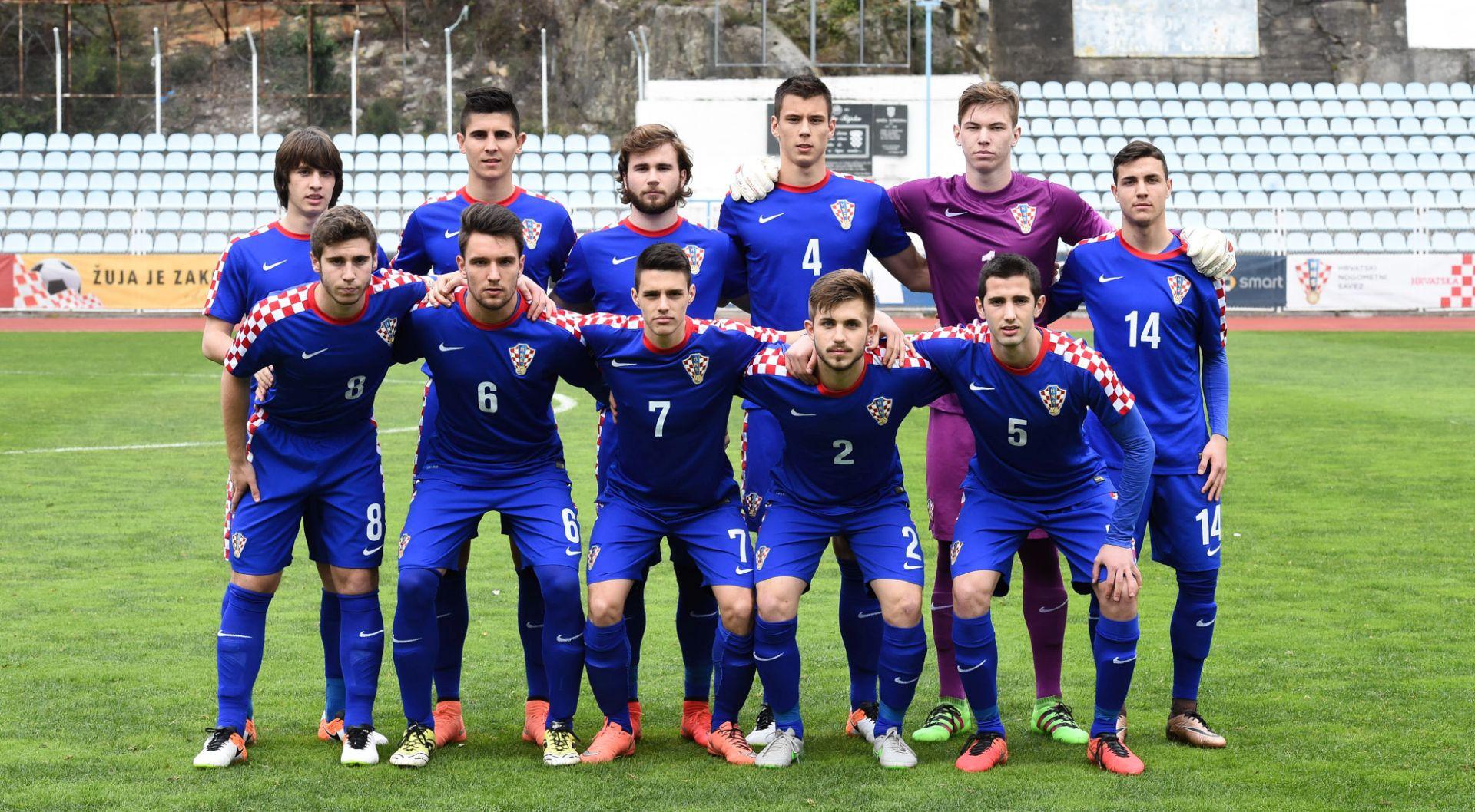 ELITNO KOLO U-19 Hrvatska slavila protiv Škotske, posljednju utakmicu čeka sa prvog mjesta