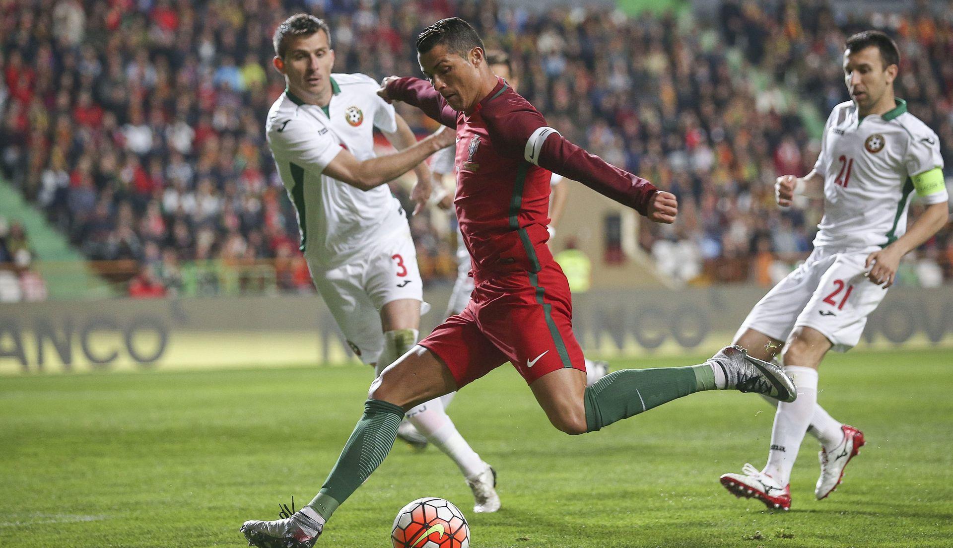 """BELGIJA VEČERAS PROTIV PORTUGALA Santos: """"Pokazujemo da se nogomet ne boji"""""""