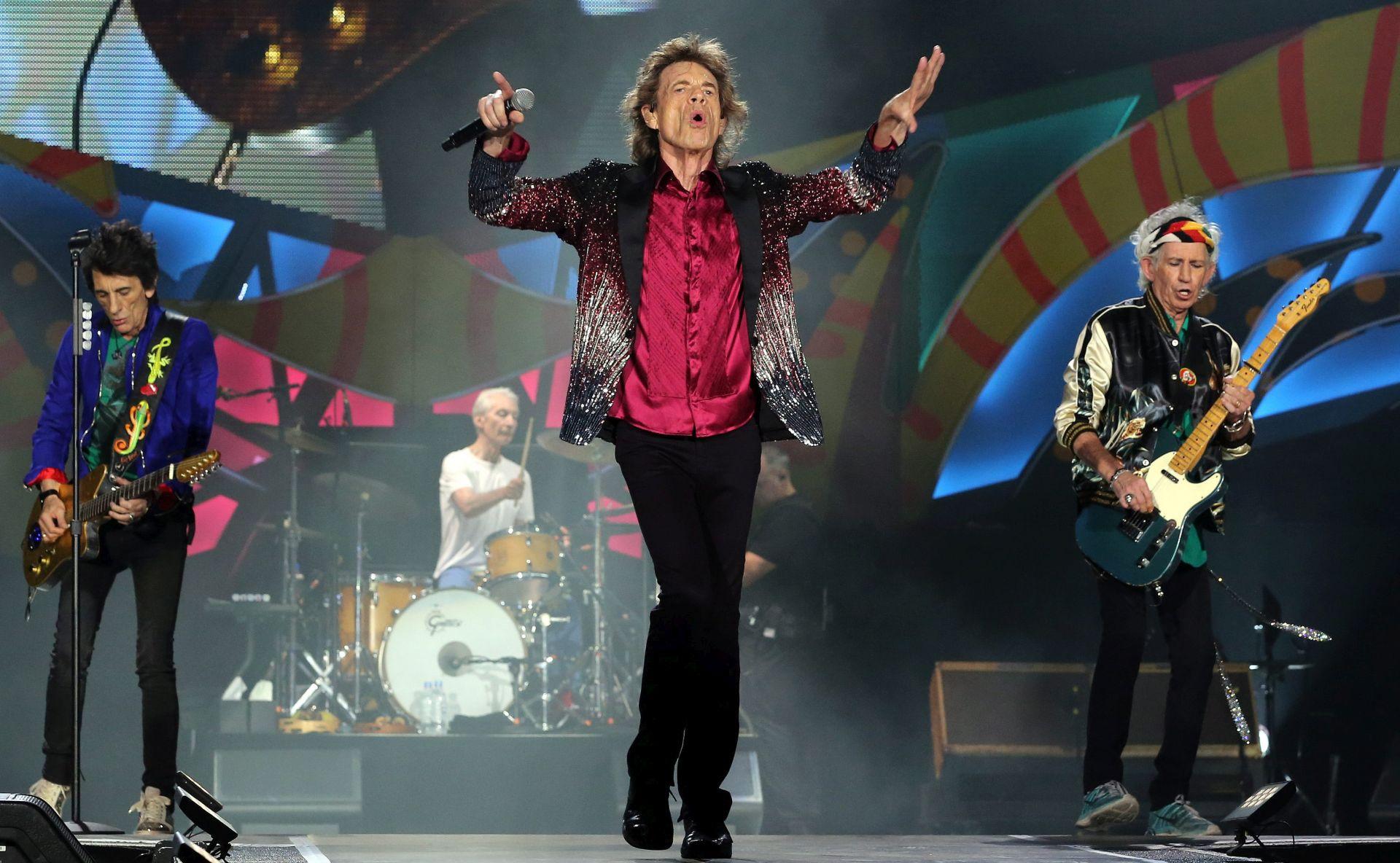 Jagger u prvom intervjuu: Osjećam se dosta dobro