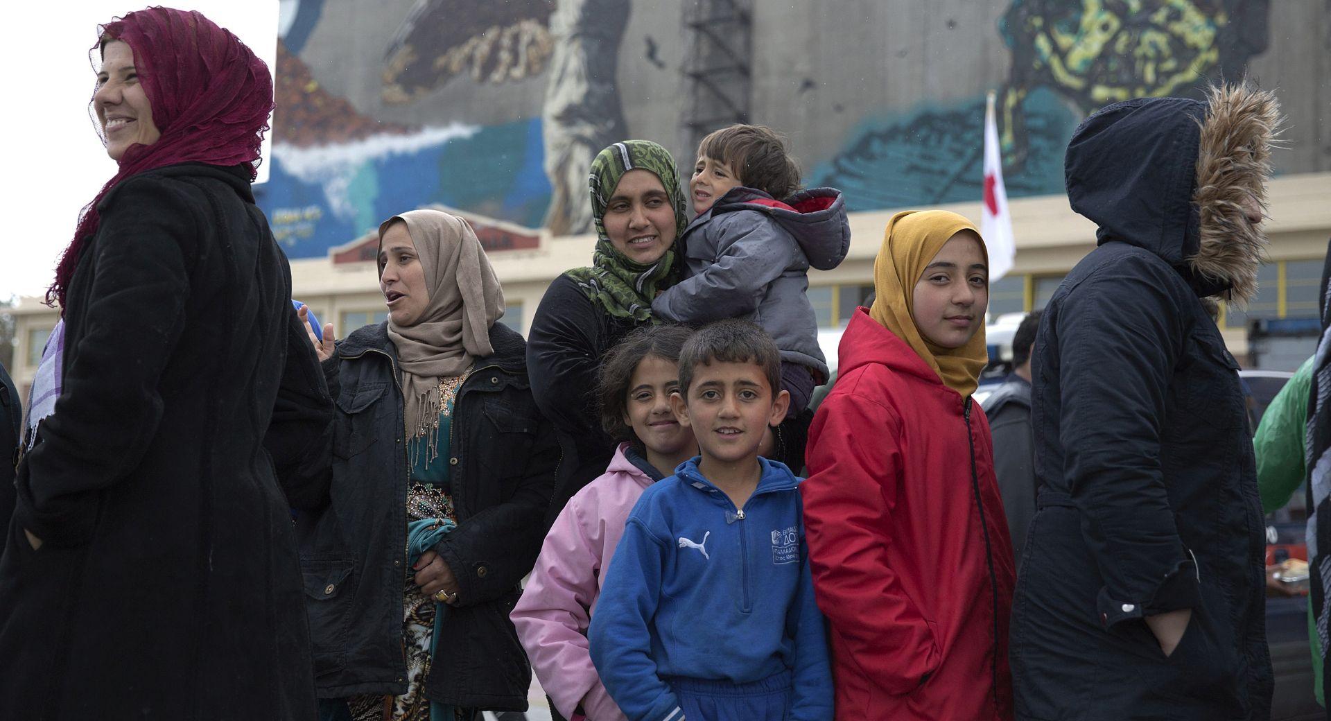 U Sloveniju iz Istre ušla skupina migranata, svi zatražili azil