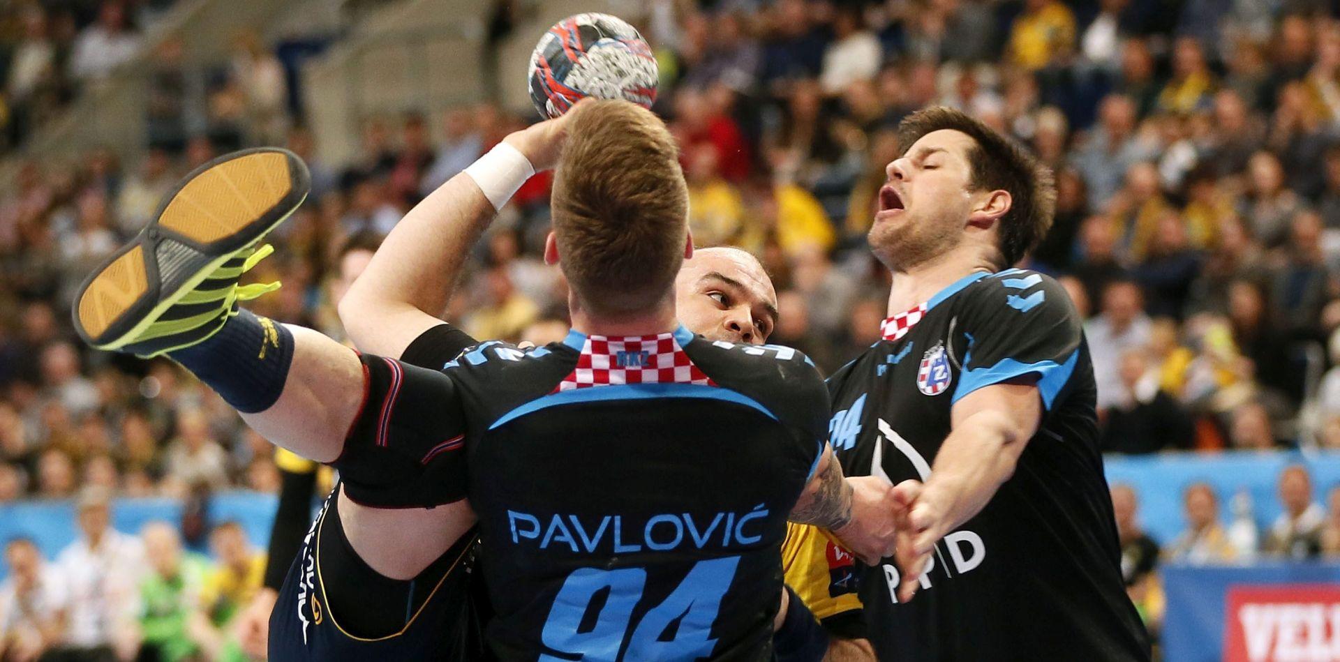 RUKOMETNA LIGA PRVAKA Zagrebaši u Mannheimu izborili četvrtfinale s PSG-om