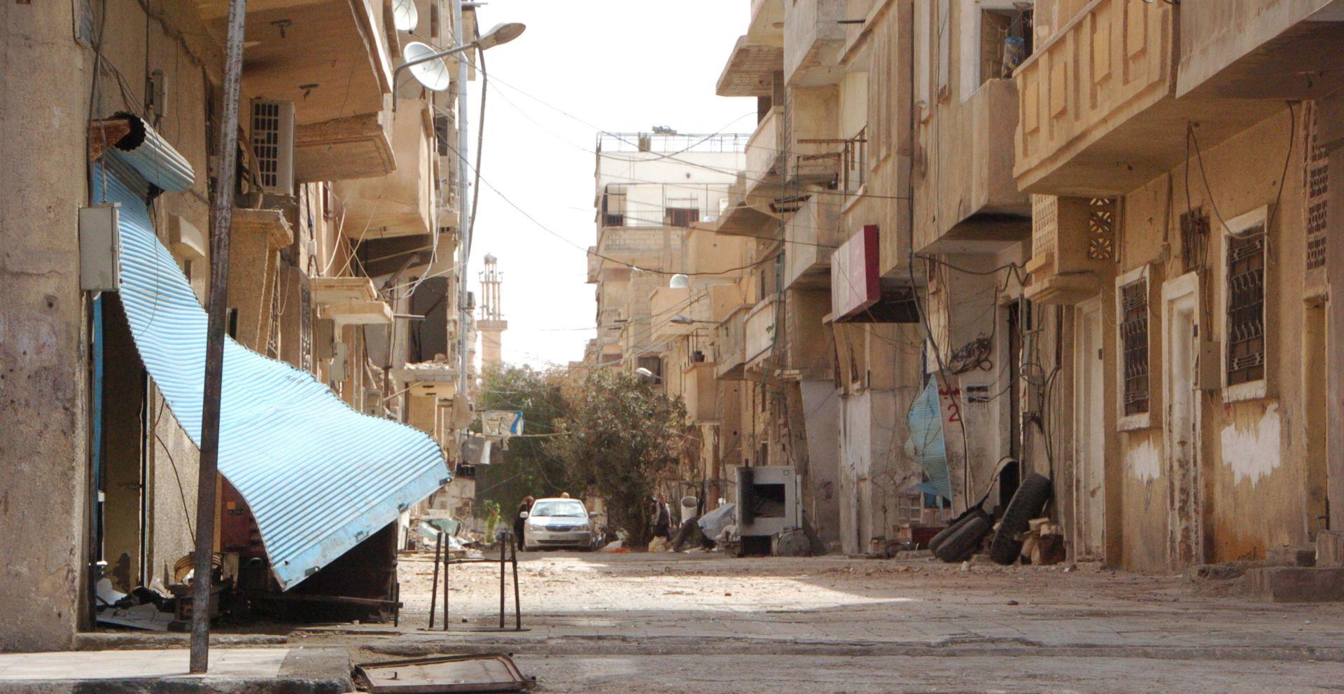 RAZBIJEN MIT O NEPOBJEDIVOSTI Osvajanje Palmire psihološki poticaj u borbi protiv Islamske države