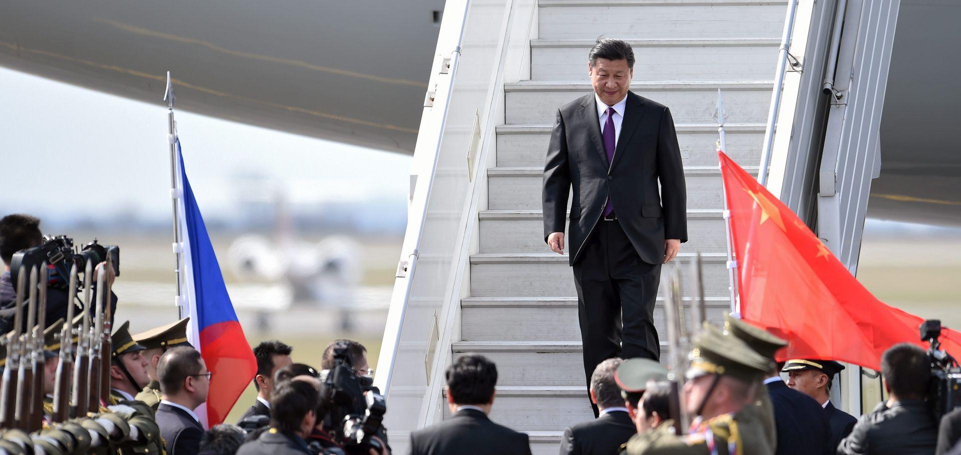 TRODNEVNI POSJET: Kineski predsjednik Xi Jinping doputovao u Srbiju