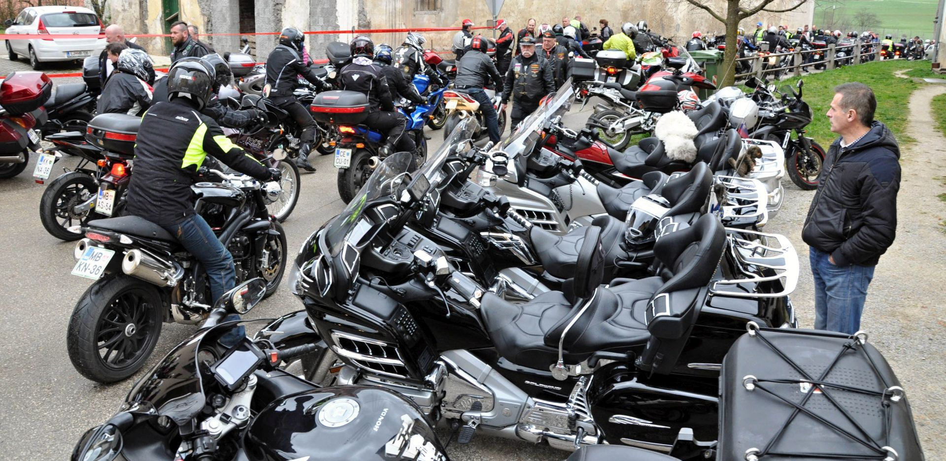VIDEO: Održan veliki Motorcycle Rolling Thunder Parade