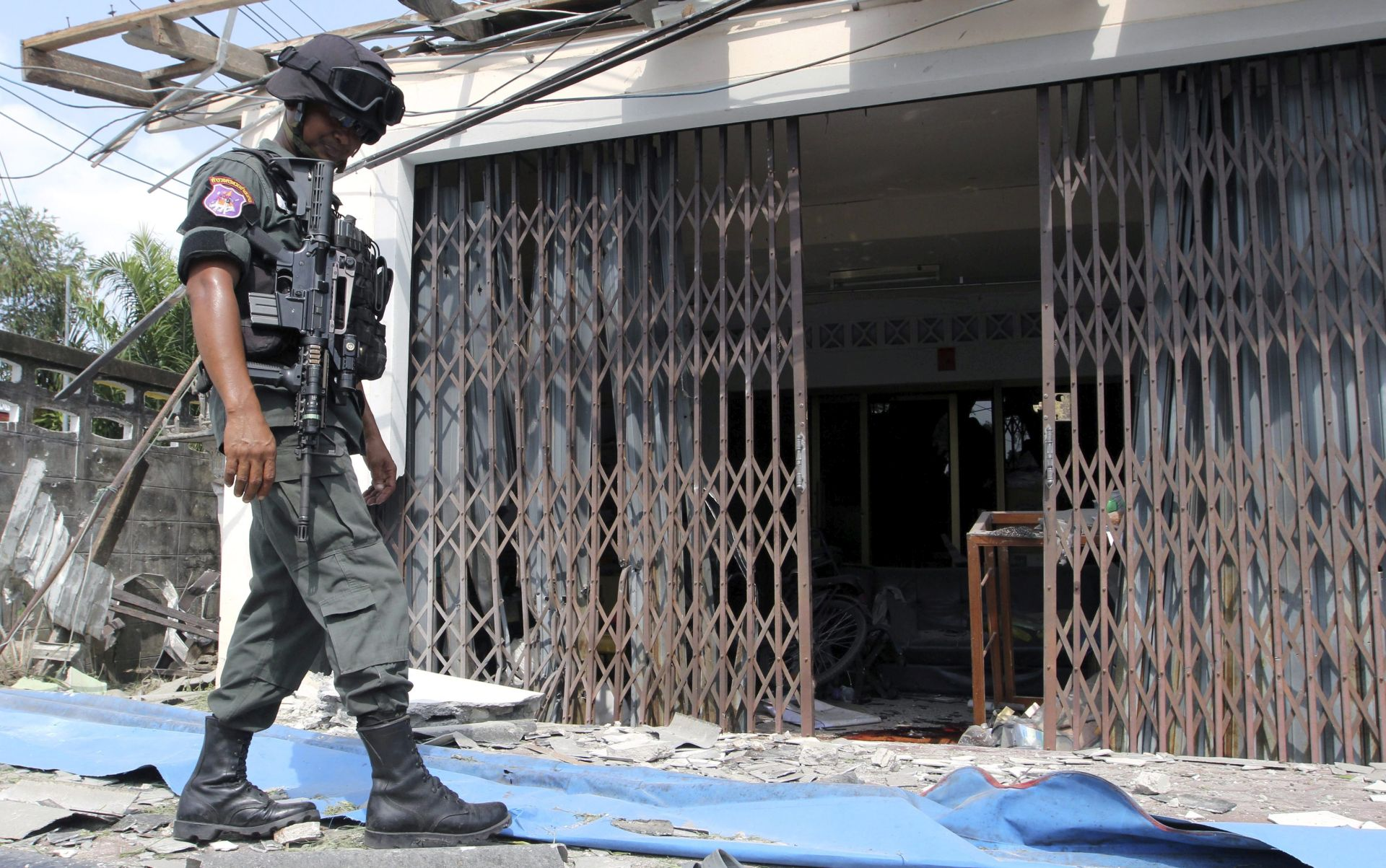 TAJLAND Sedam eksplozija u muslimanskom okrugu, najmanje jedna osoba poginula, ozlijeđeno pet policajaca