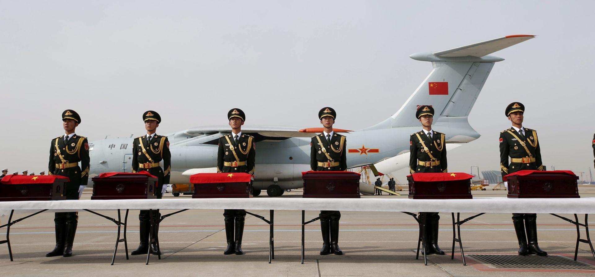 Seul vraća Kini tijela vojnika iz Korejskog rata