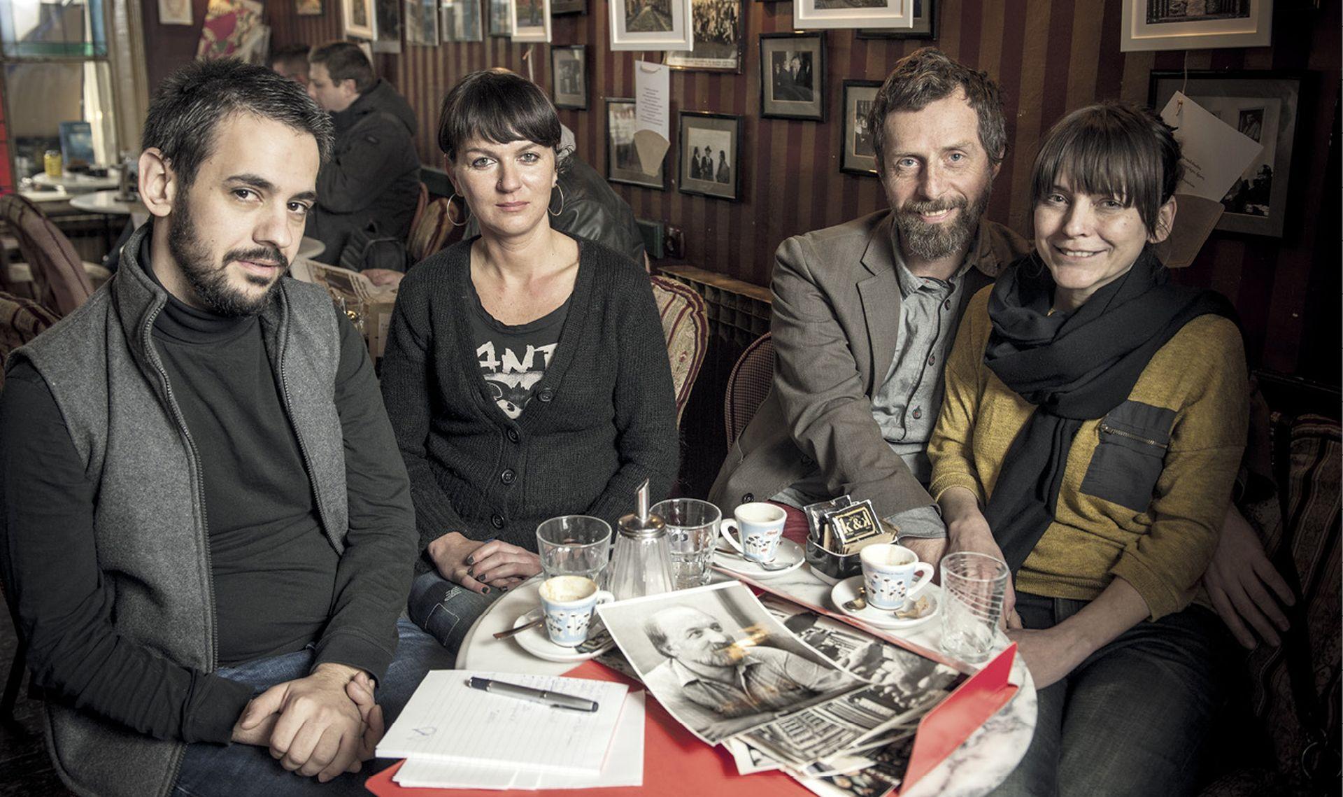Kafić Zvonimira Milčeca postaje dijelom zagrebačke kulturne ponude
