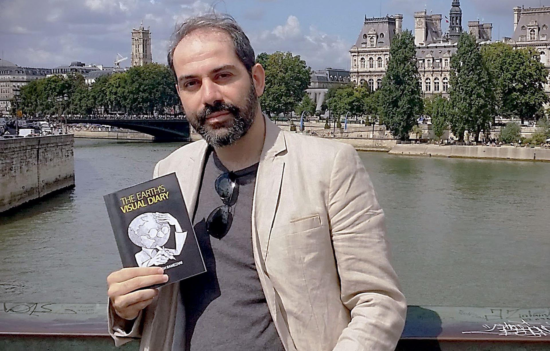 INTERVIEW: KIANOUSH RAMEZANI 'Zbog islamističkih gadova koji su ponizili muslimane, nemam autocenzuru'