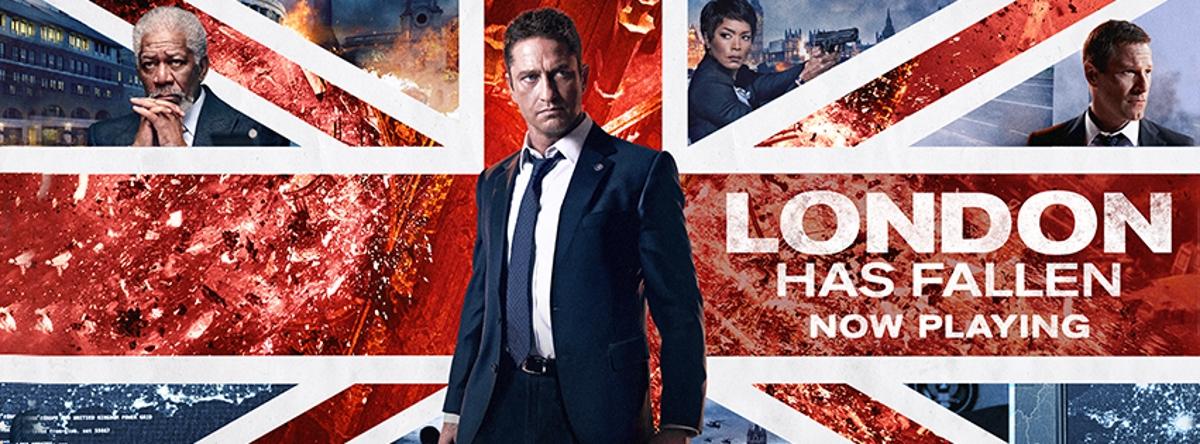VIDEO: Najave i intervju za akcijski triler 'London Has Fallen'