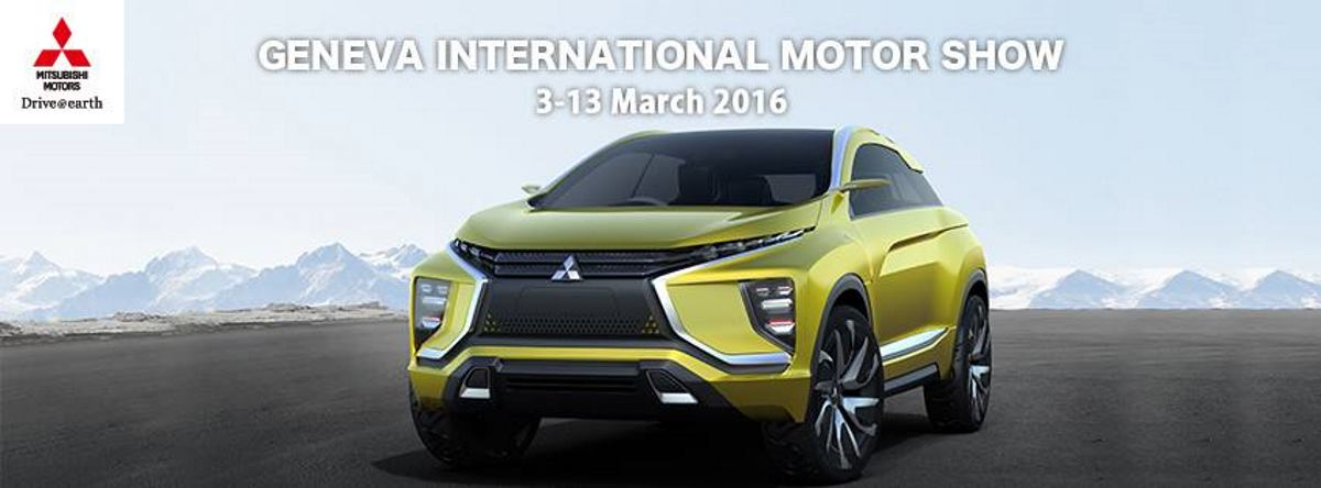 VIDEO: Predstavljamo Mitsubishi eX Concept electric crossover SUV
