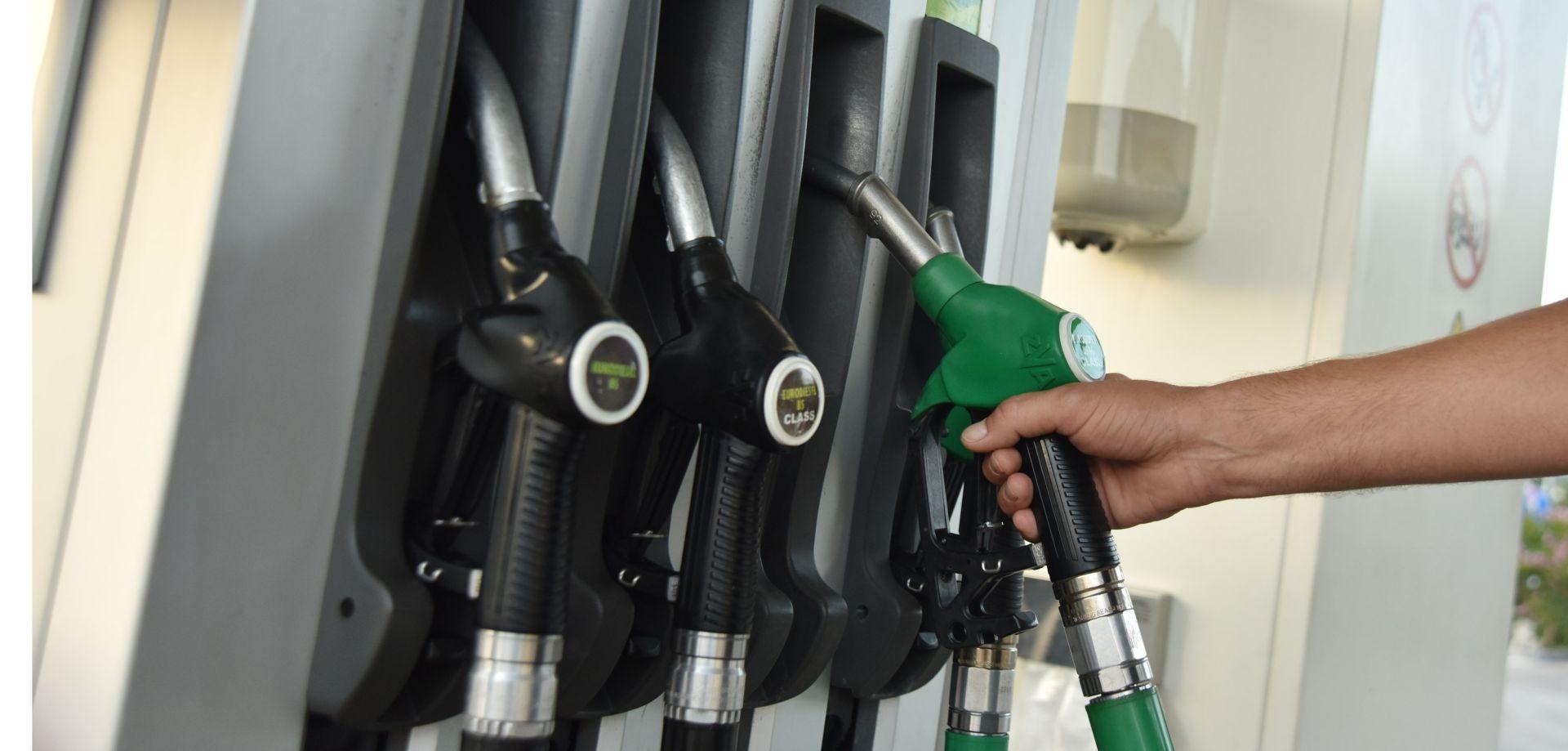 Cijene naftnih derivata porasle četvrti tjedan zaredom
