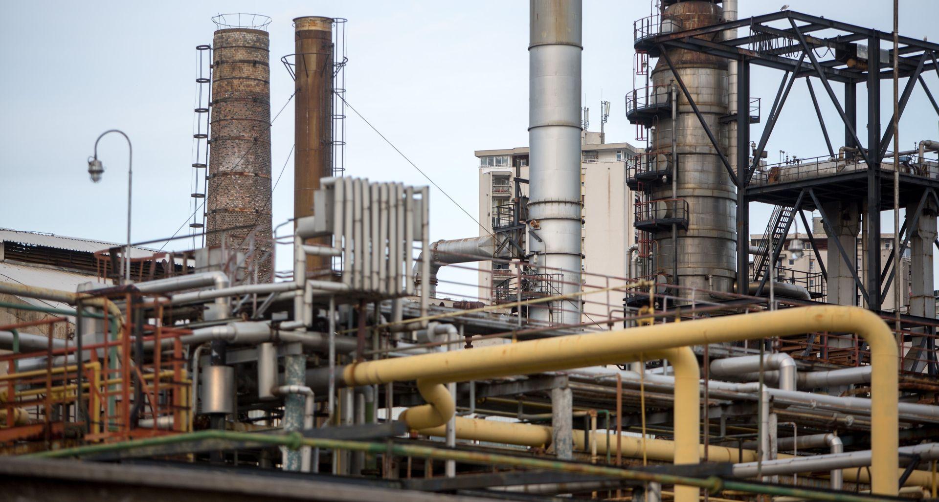 Ina izrađuje studiju energetske učinkovitosti za rafineriju u Rijeci