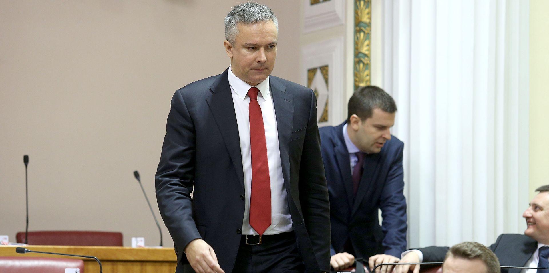 """DARINKO KOSOR """"Hrvatskom još upravljaju kadrovi SDP-a i HNS-a, nismo preuzeli vlast"""""""