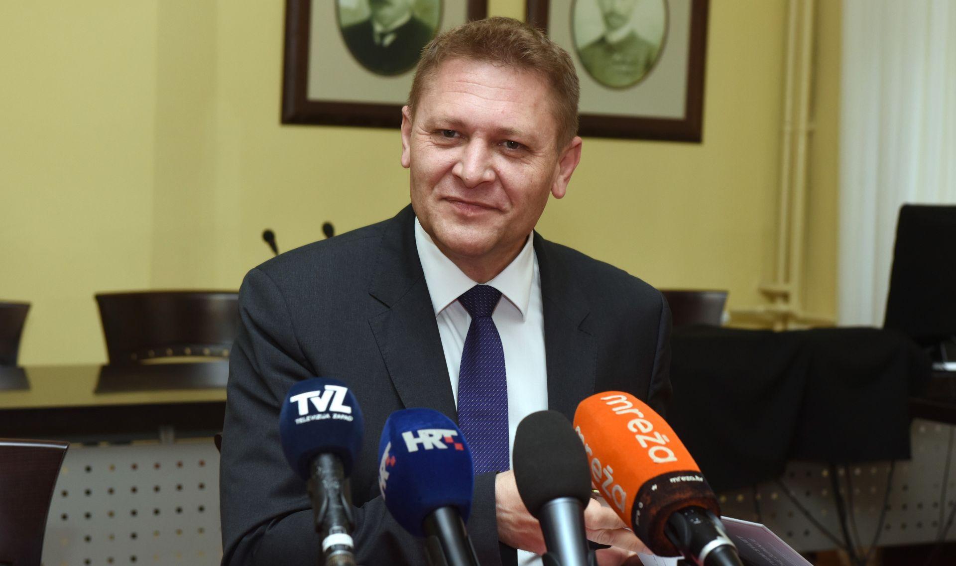 Krešo Beljak: Svaka podjela dovela bi HSS u tešku poziciju