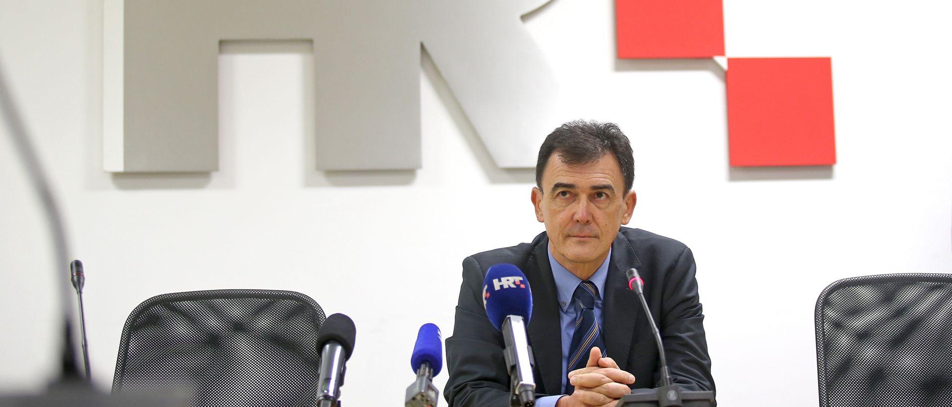 NO HRT-a zatražio mišljenje je li prijenosom Radmanove konferencije privatiziran javni servis