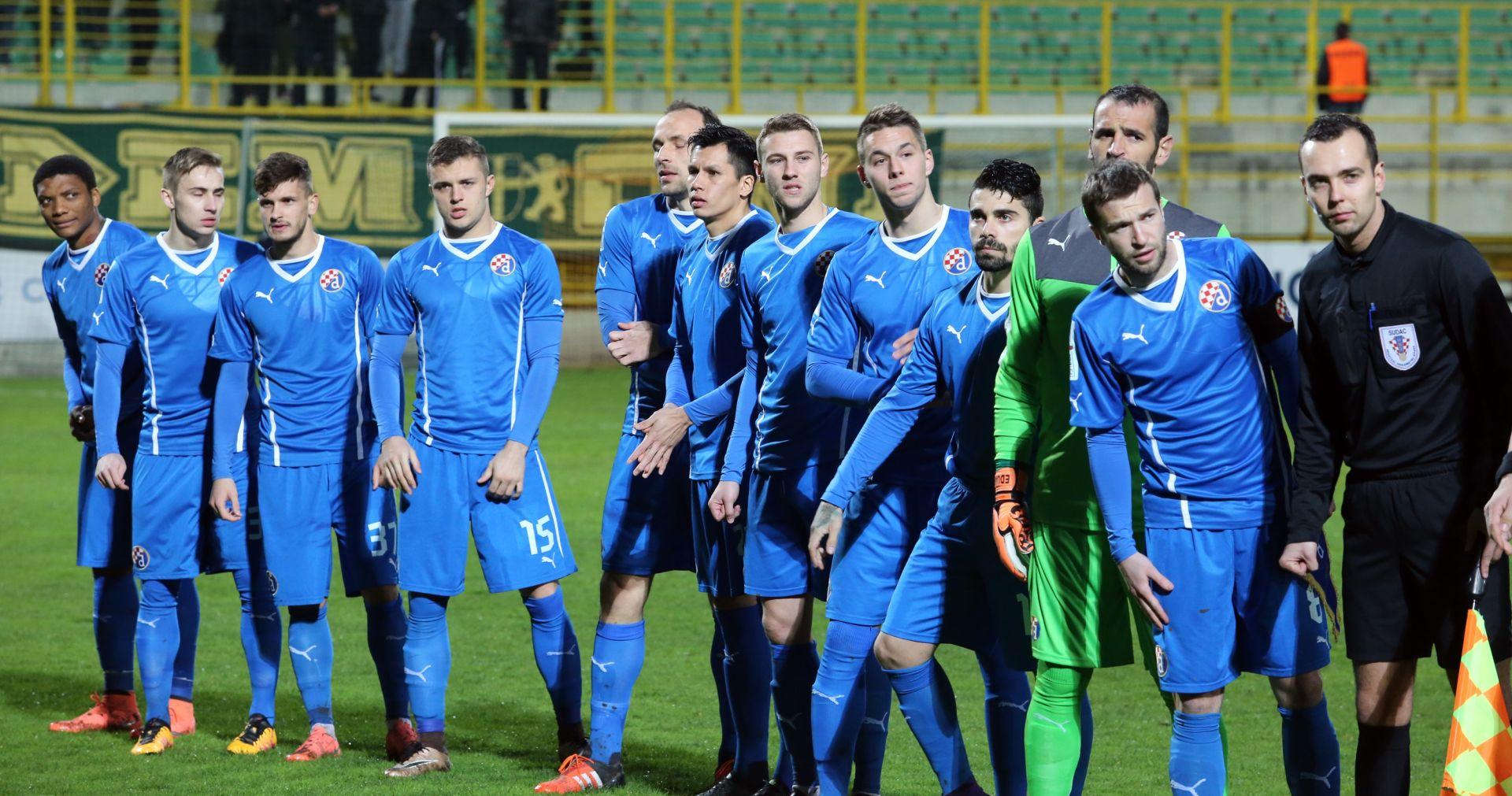 HNL Deseta uzastopna pobjeda Dinama, Pjaca zabio za slavlje protiv Istre