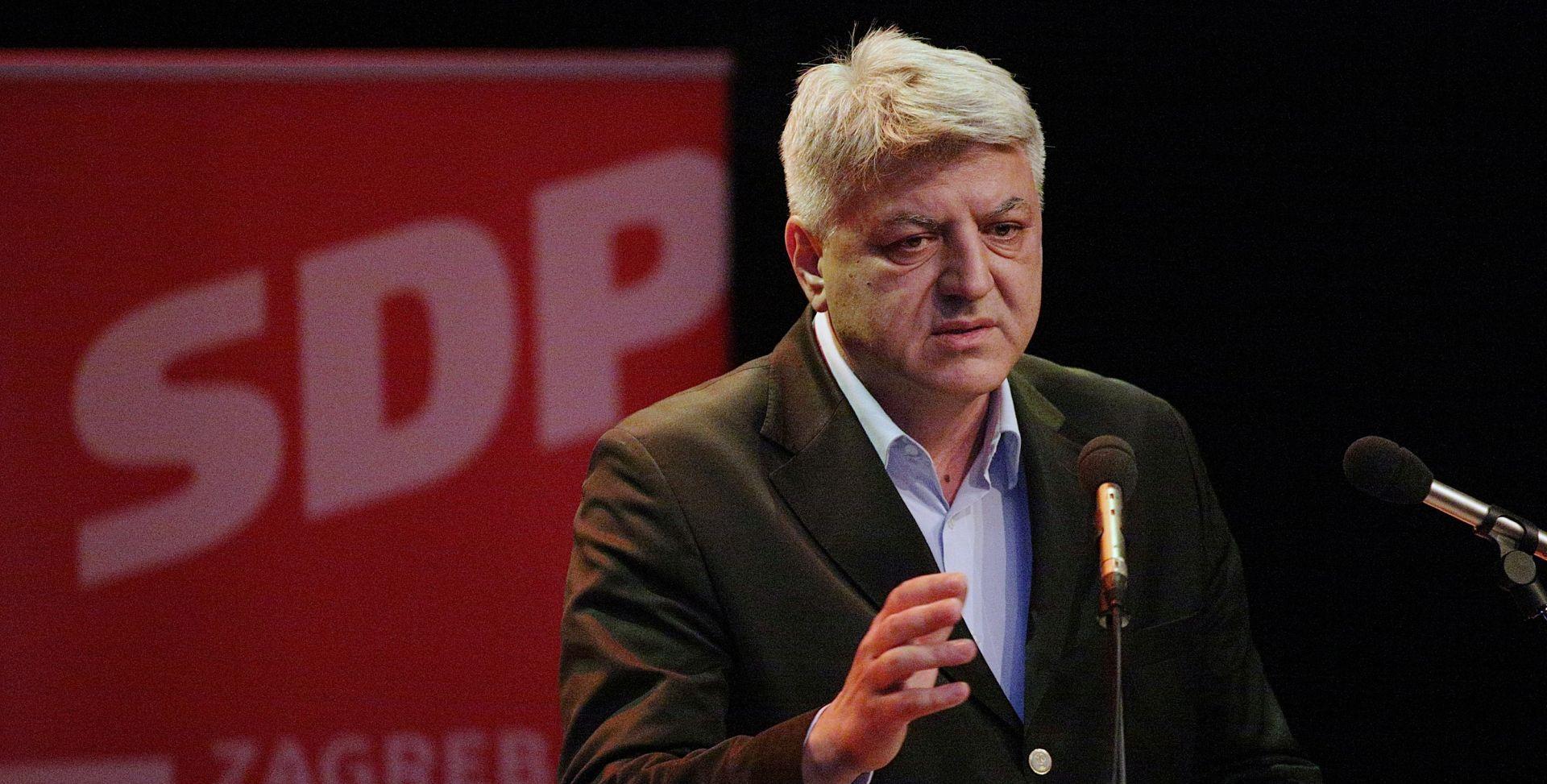 Komadina odgovarao na pitanja SDP-ovaca iz Novog Zagreba