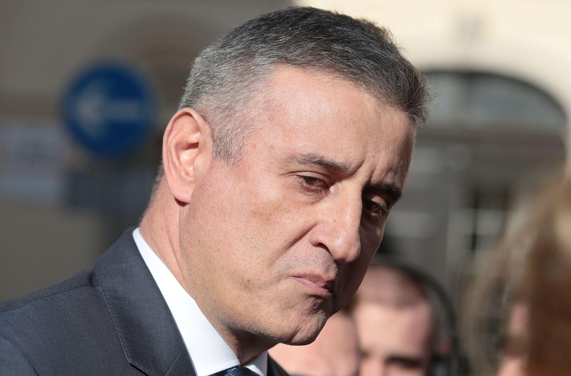 """TOMISLAV KARAMARKO U POŽEGI """"Mi imamo najboljeg kandidata Milijana Brkića"""""""
