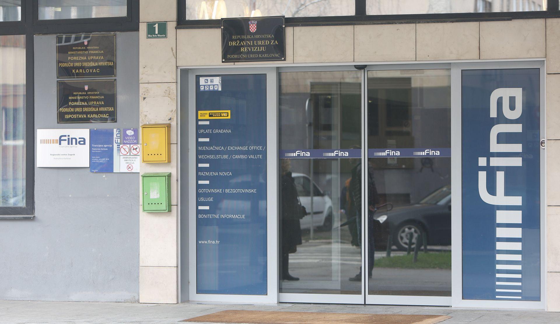 Fina upozorava na zadnji rok za predaju financijskih izvještaja