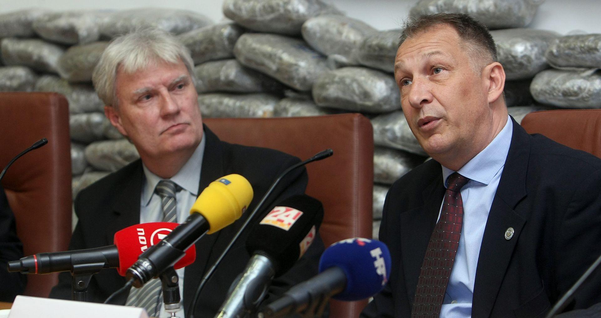 Orepić smijenio šefa PNUSKOK-a Maria Bertinu