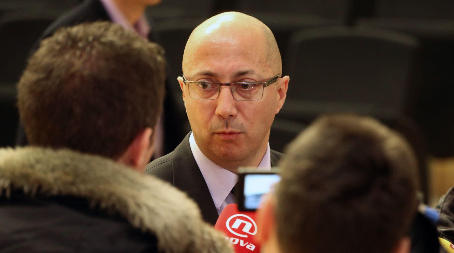 """IVAN KOVAČIĆ """"Članice Domoljubne koalicije trebale biti zadovoljne ulaskom u Sabor, sa 130 glasova se ne može ući ni u mjesni odbor"""""""