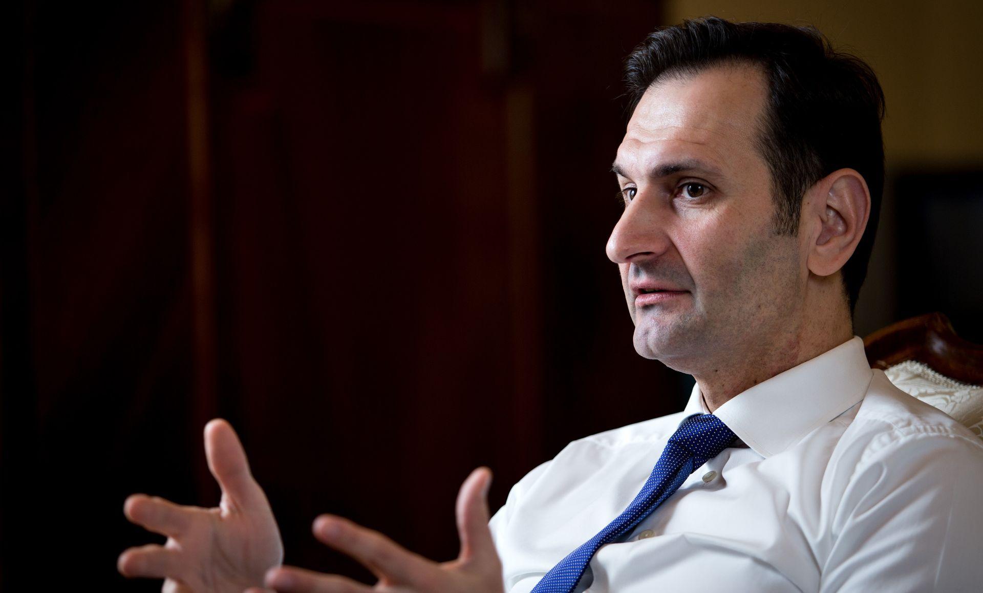 MIRO KOVAČ Hrvatska očekuje da Arbitražni sud sam sebe ugasi