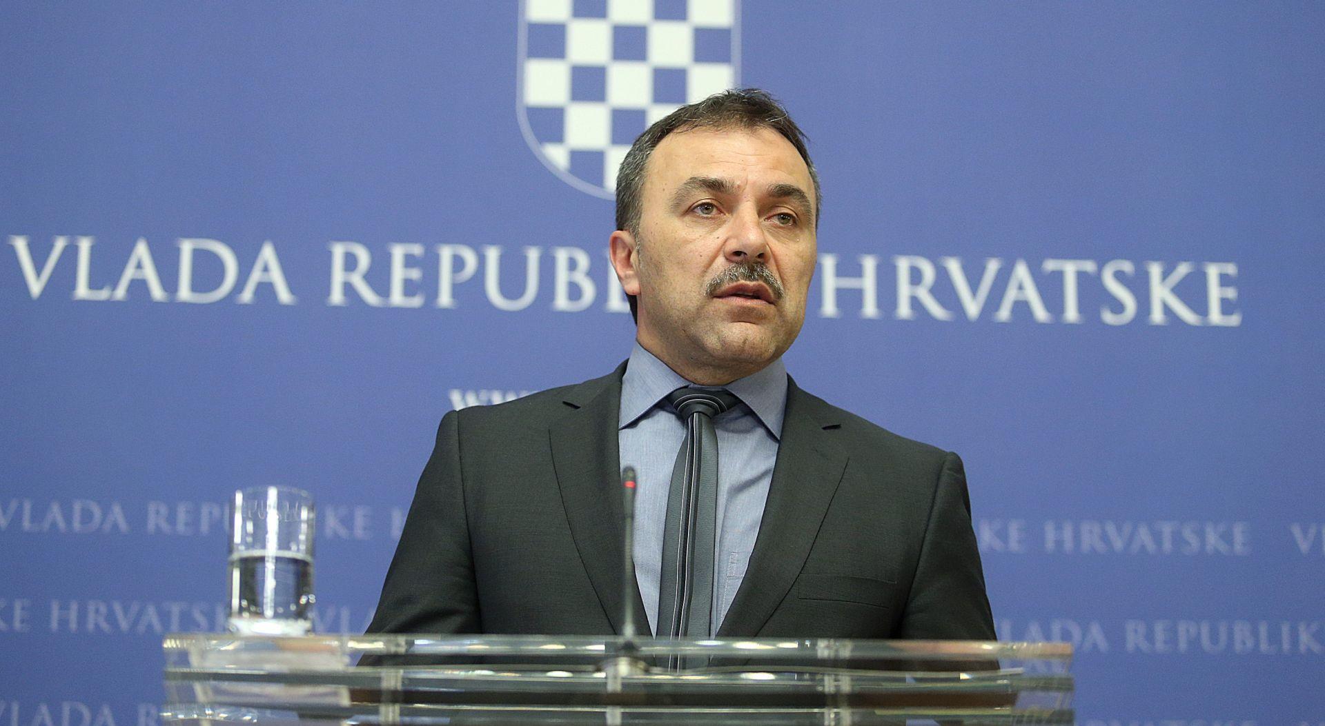 Orepić potvrdio da je Bertinu razriješio dužnosti ravnatelja PNUSKOK-a