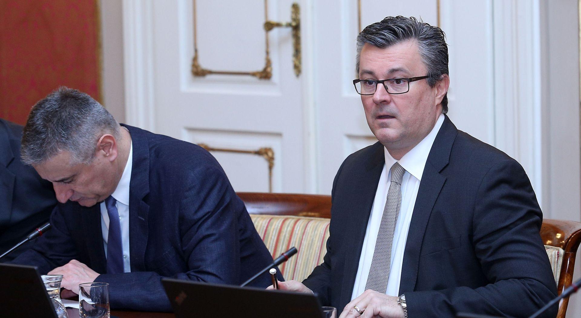 PRORAČUN 2016: Vlada prihvatila prijedlog proračuna uz deficit od 7,5 mlrd kn
