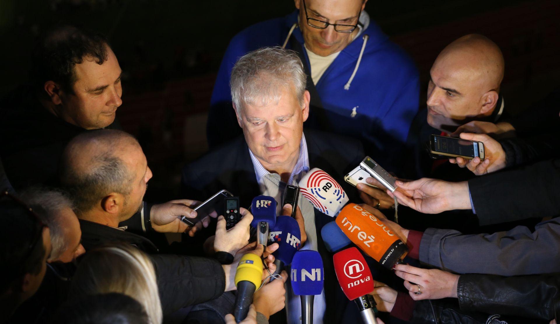 MARIN BRBIĆ 'Nije bilo penala? Neka se ponovi utakmica!'