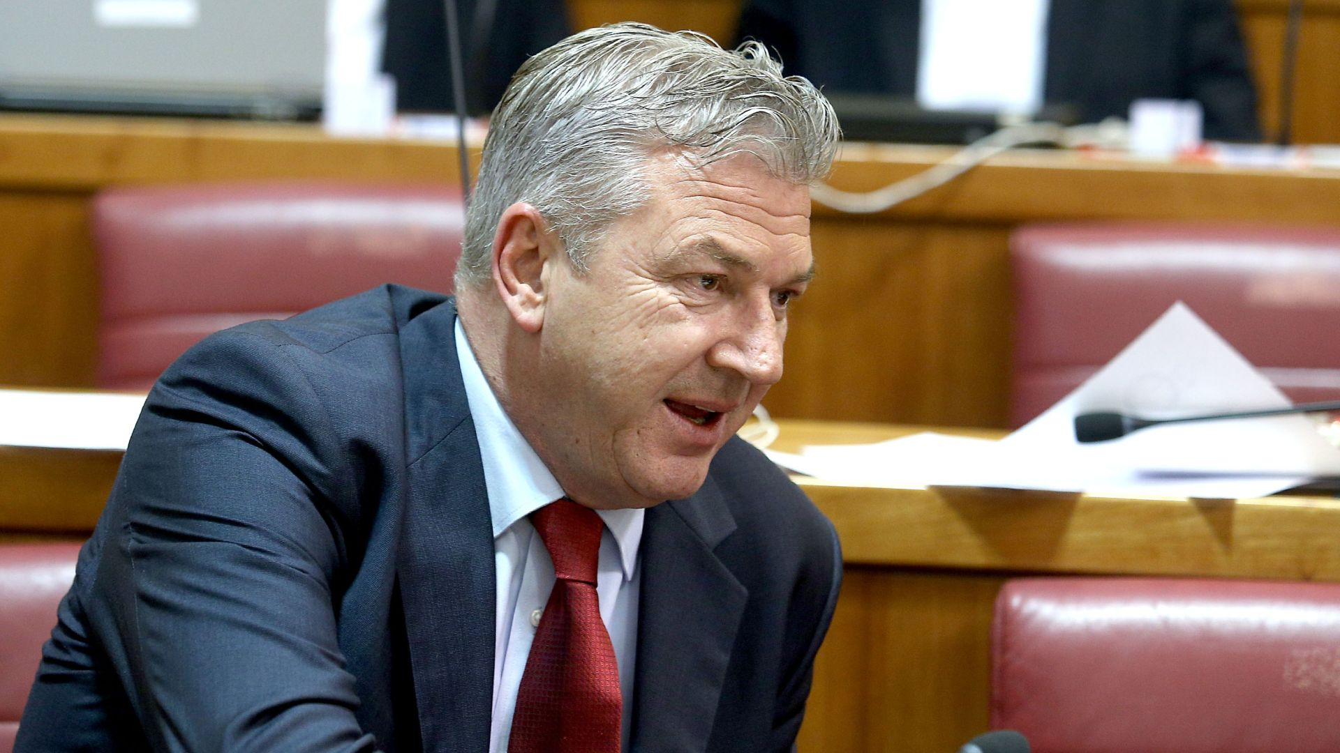 """RANKO OSTOJIĆ """"Vidjet ćemo tvrdi li i premijer da je Lozančić prekršio zakon"""""""