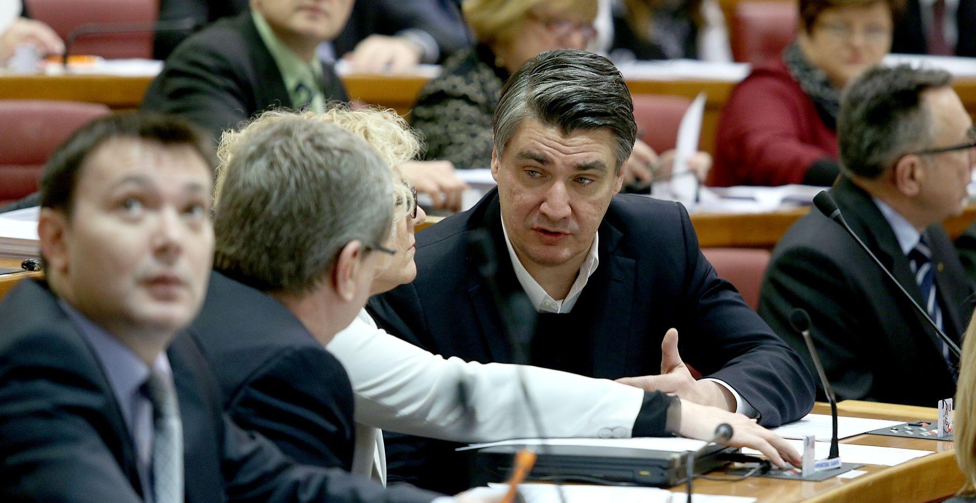 SDP-ovci traže ocjenu ustavnosti za tri zakona