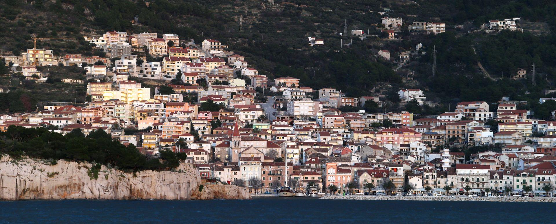 Na Makarskoj rivijeri najjači ovoljetni turistički vikend