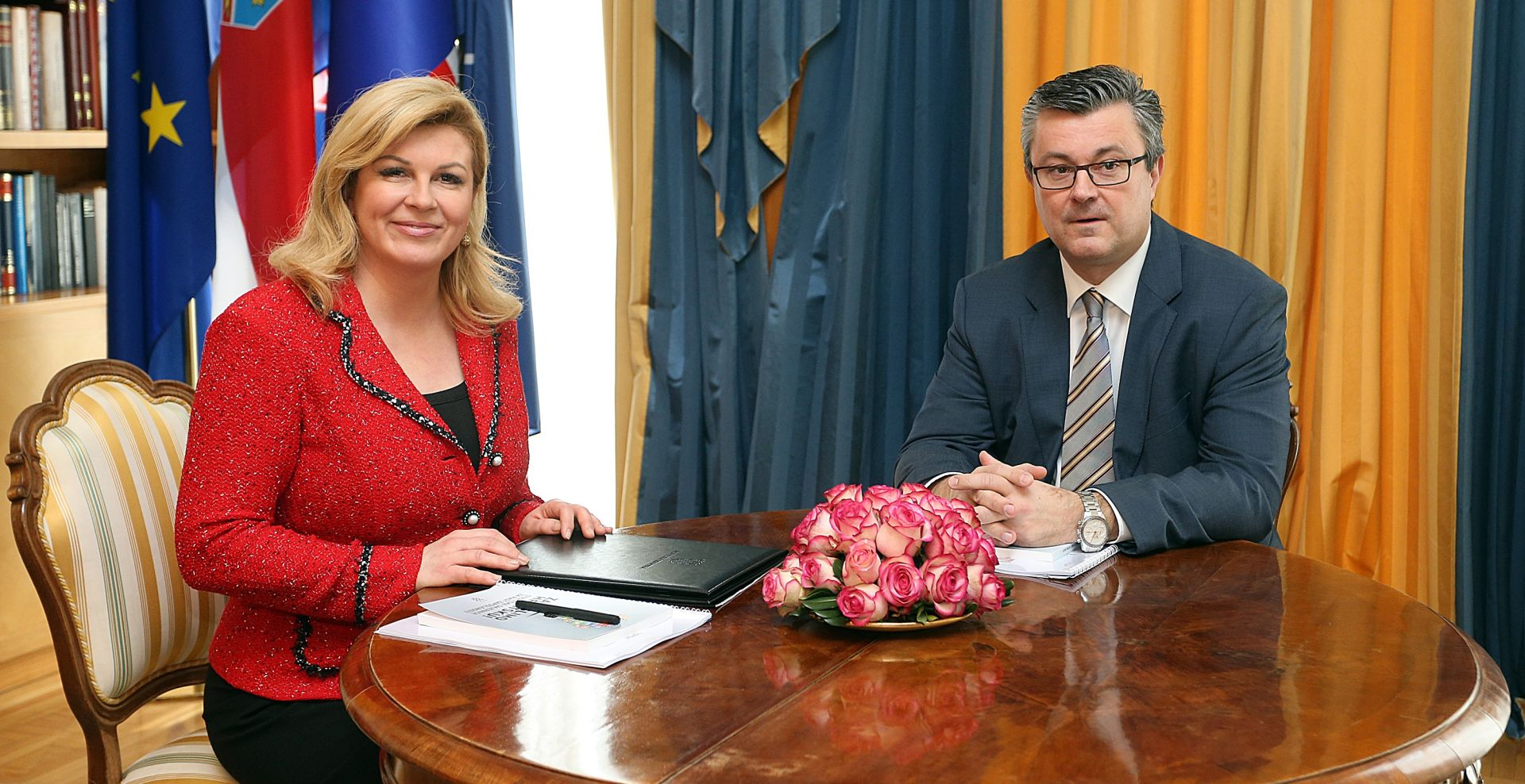 PREDSJEDNICA I PREMIJER SE USUGLASILI Za novog šefa SOA-e predložen Daniel Markić