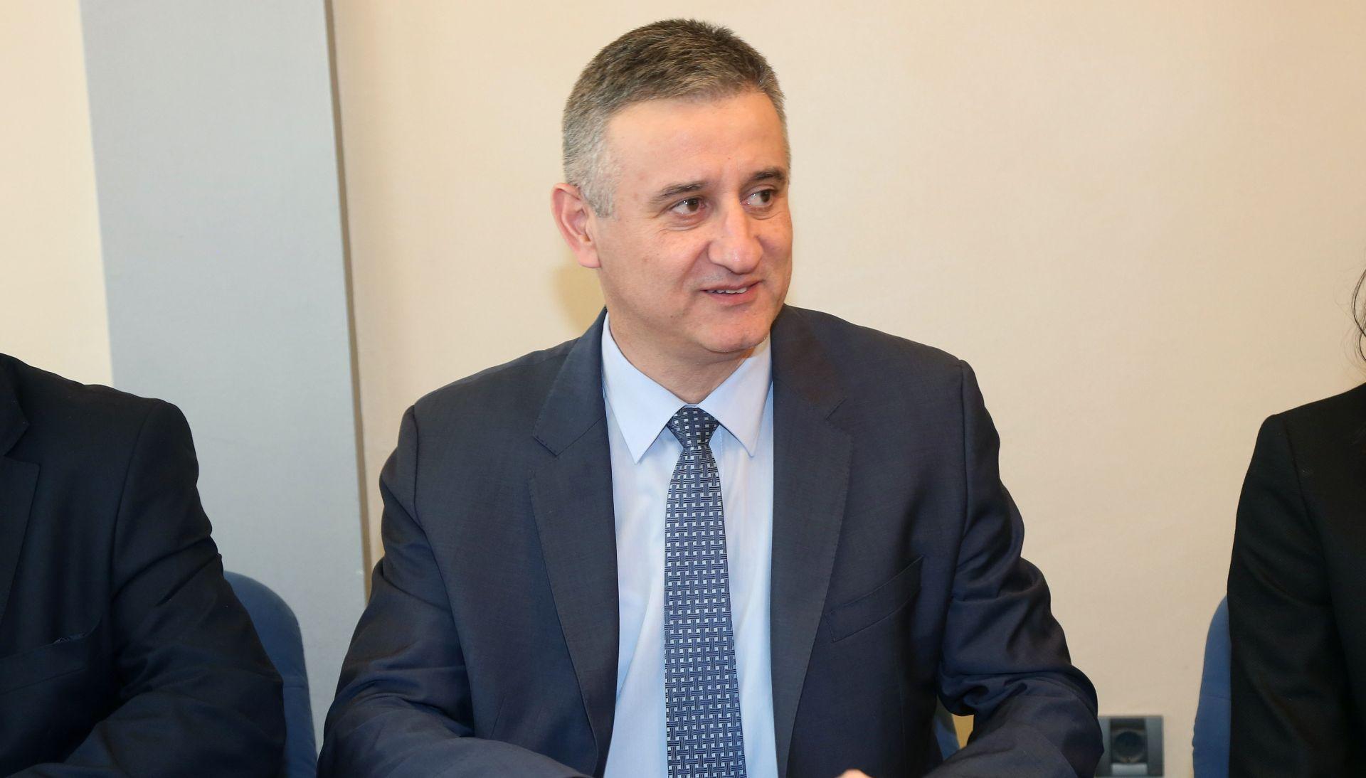 """KARAMARKO U ŠIBENIKU """"Poznato mi je da je Orepić ministar, pročitao sam to negdje"""""""
