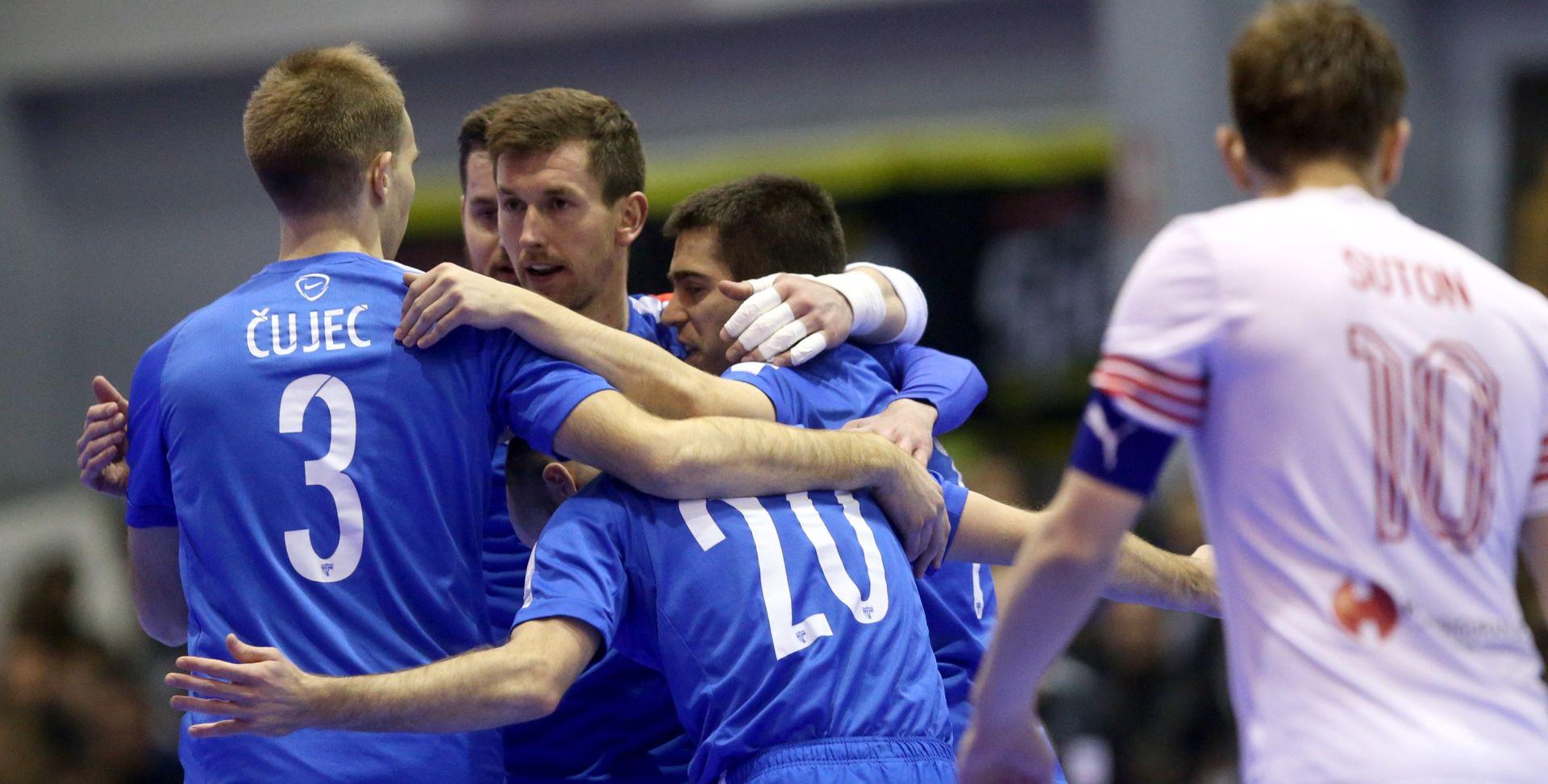 FUTSAL Nacional bolji od Tommyja u velikom derbiju u Zagrebu