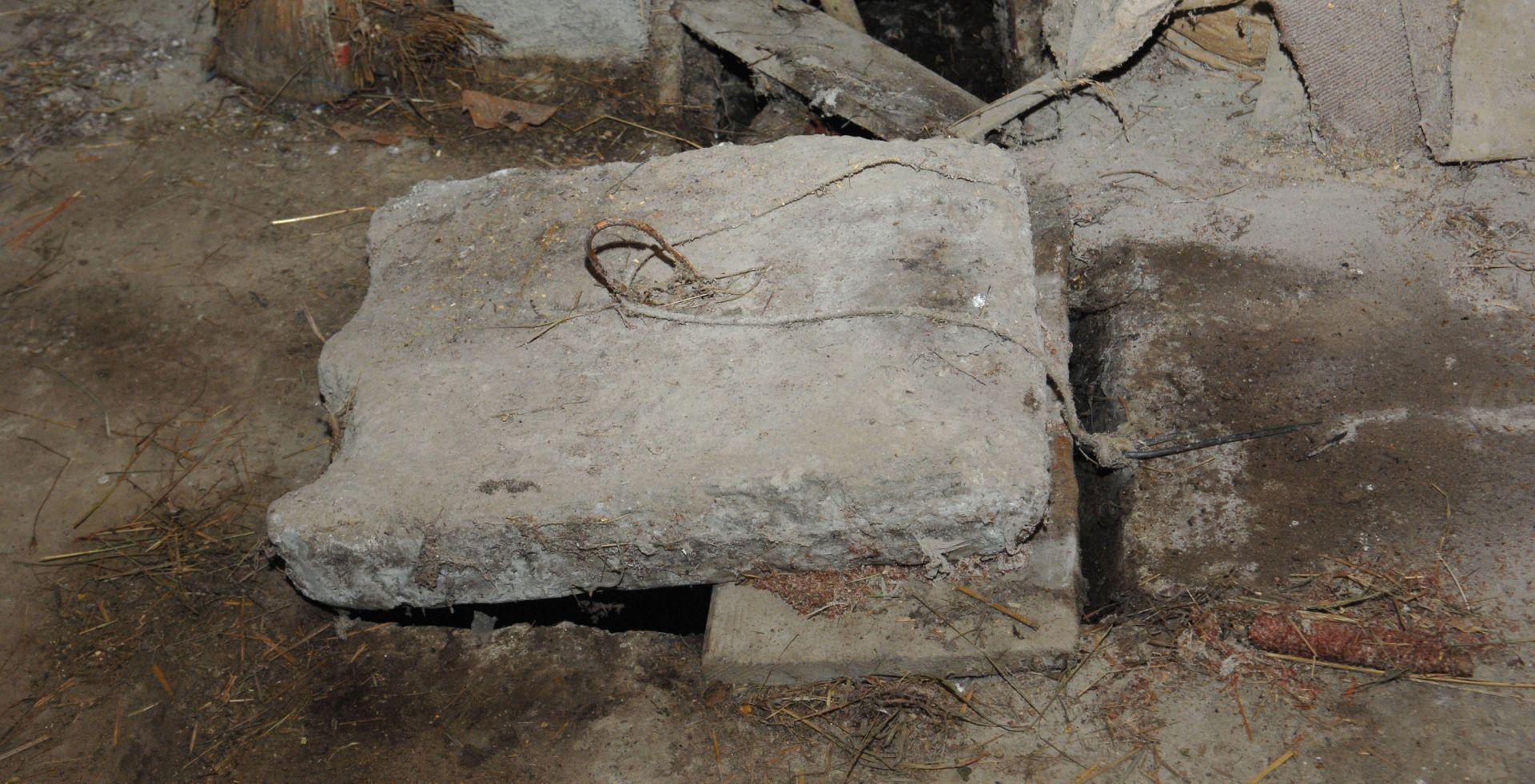 ČAZMA Dvadesetogodišnjak pronađen mrtav na dnu septičke jame