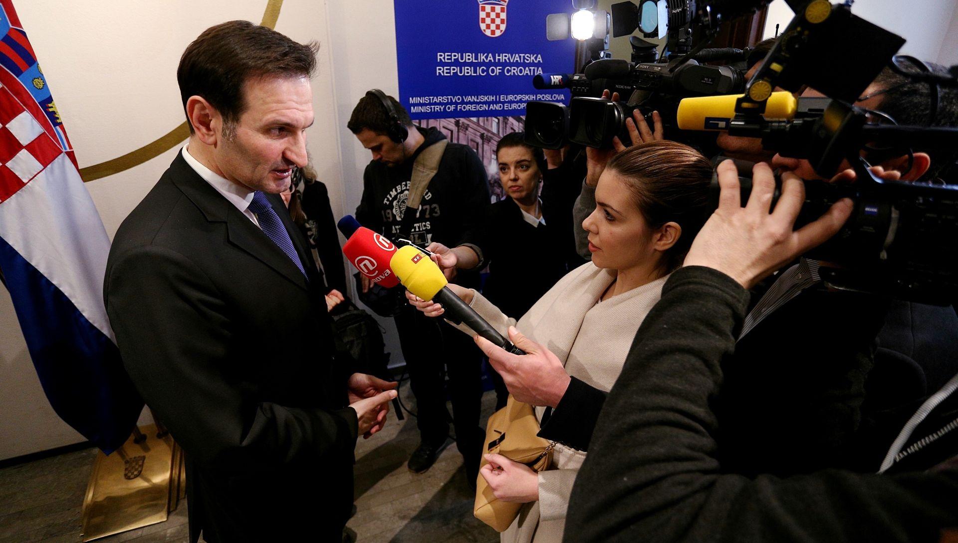 Kovač vjeruje u rješenje hrvatsko-slovenske granice u duhu prijateljstva i međunarodnog prava