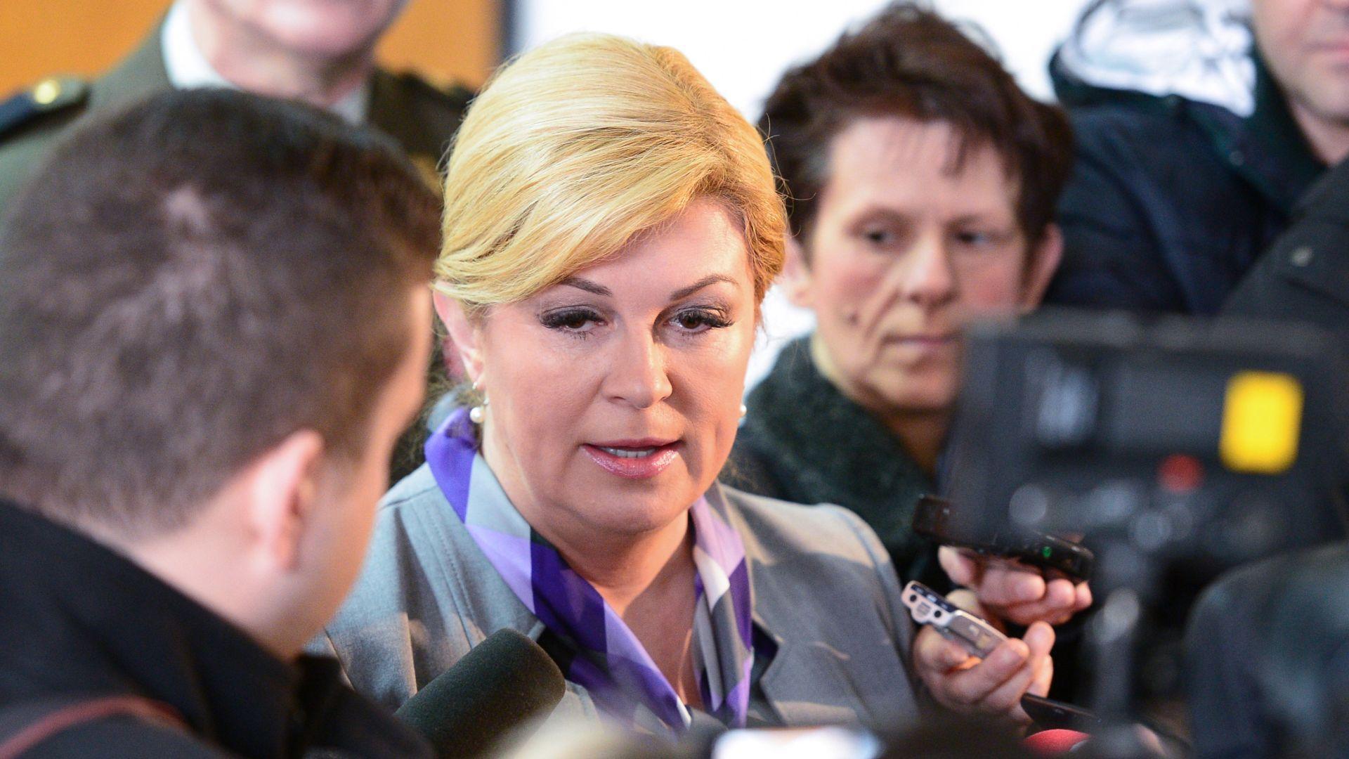 CROBAROMETAR Predsjednica Grabar Kitarović i dalje najpopularnija, ali…