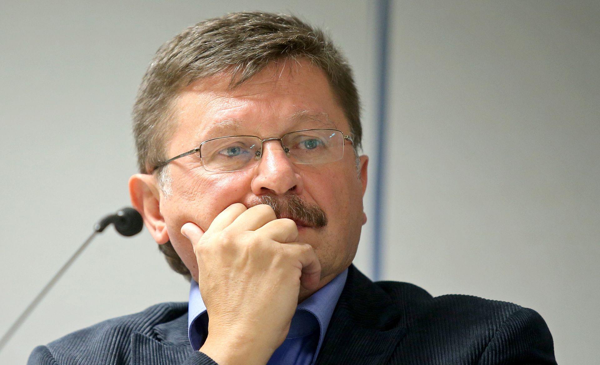 Vilim Ribić ponovno izabran za predsjednika Matice hrvatskih sindikata
