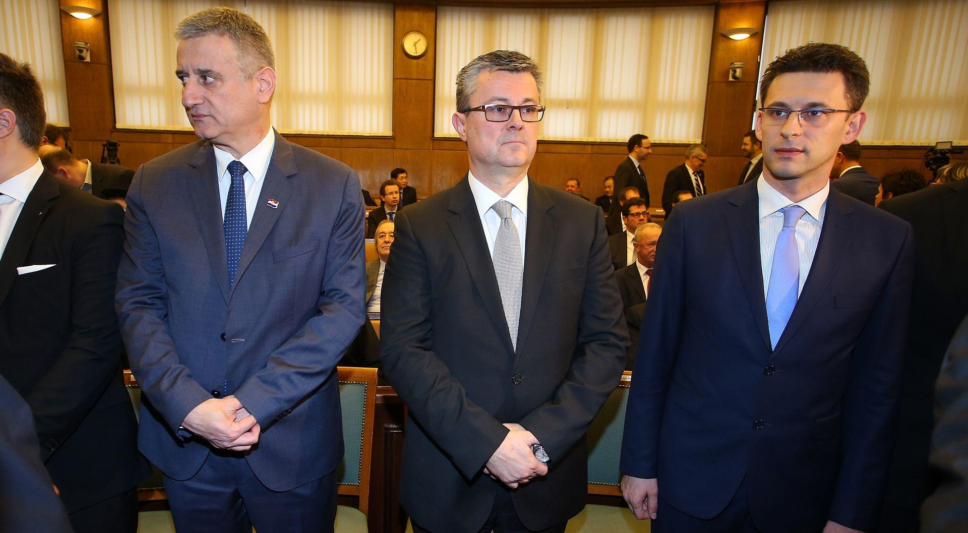 CRODEMOSKOP Pad podrške MOST-u treći mjesec zaredom, Domoljubna koalicija i dalje u blagoj prednosti