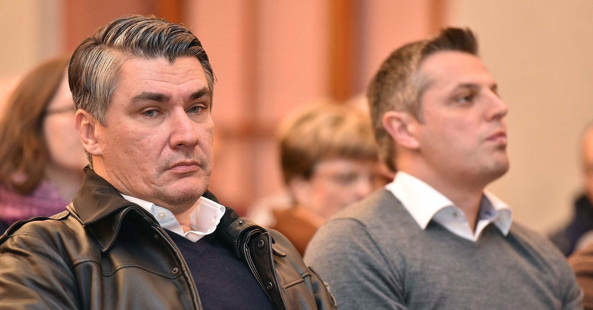 """MILANOVIĆ """"Izlazak Hrvatske iz arbitraže jedna od najdražih odluka moje Vlade"""""""