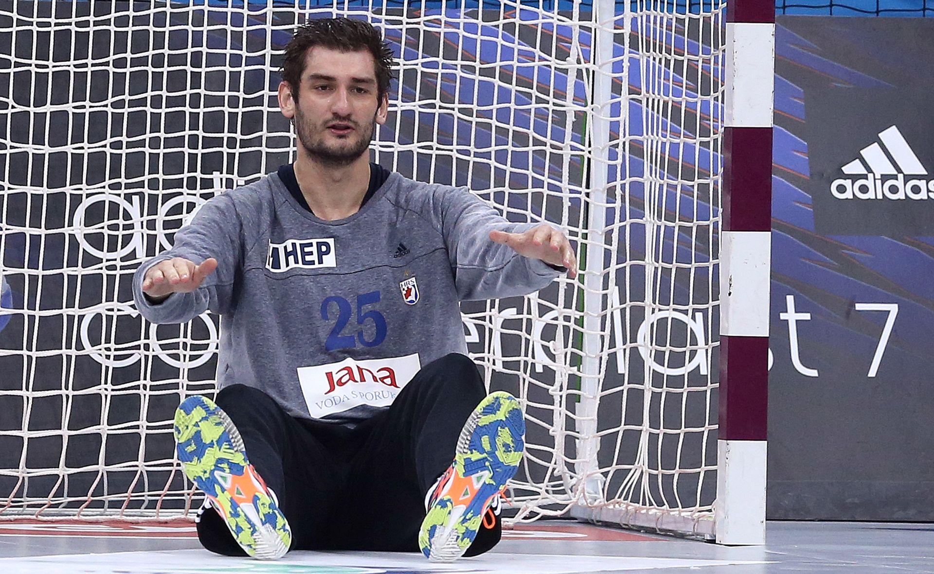 IZ OSOBNIH RAZLOGA NIJE SPREMAN Bez Mirka Alilovića na olimpijskim kvalifikacijama