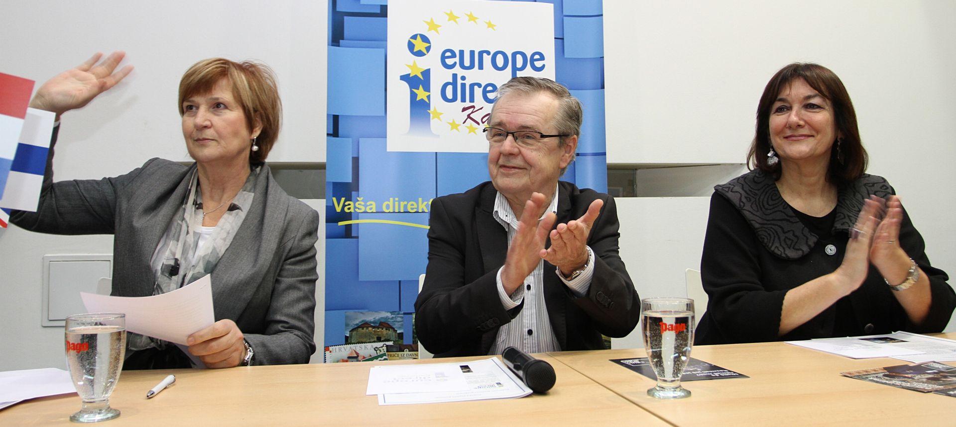 """HRVATSKI EUROPARLAMENTARCI """"Jako smo potreseni, vjerujemo da će policija uhititi počinitelje i spriječiti nove napade"""""""