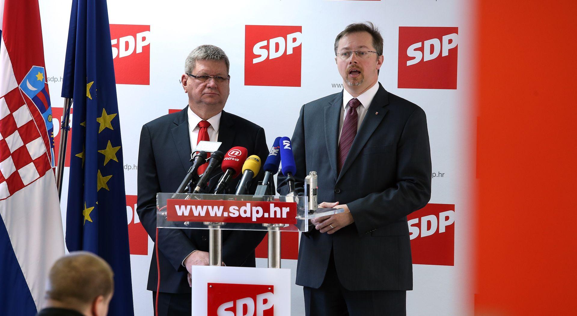 SDP poziva Vladu da povuče odluku o povećanju participacije za dopunsko zdravstveno osiguranje