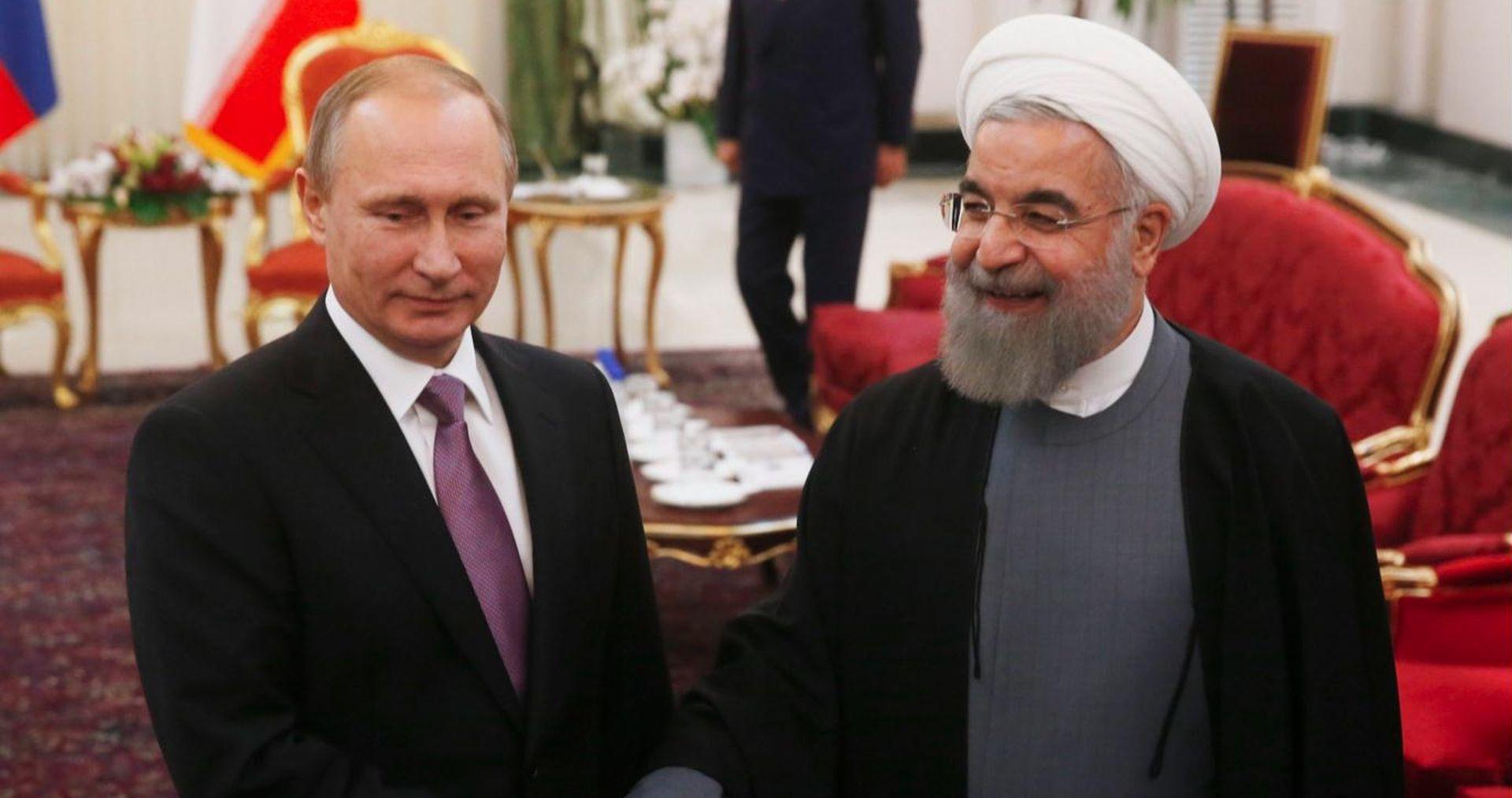 Iran želi jači dijalog s Rusijom nakon izlaska SAD-a iz nukelarnog sporazuma