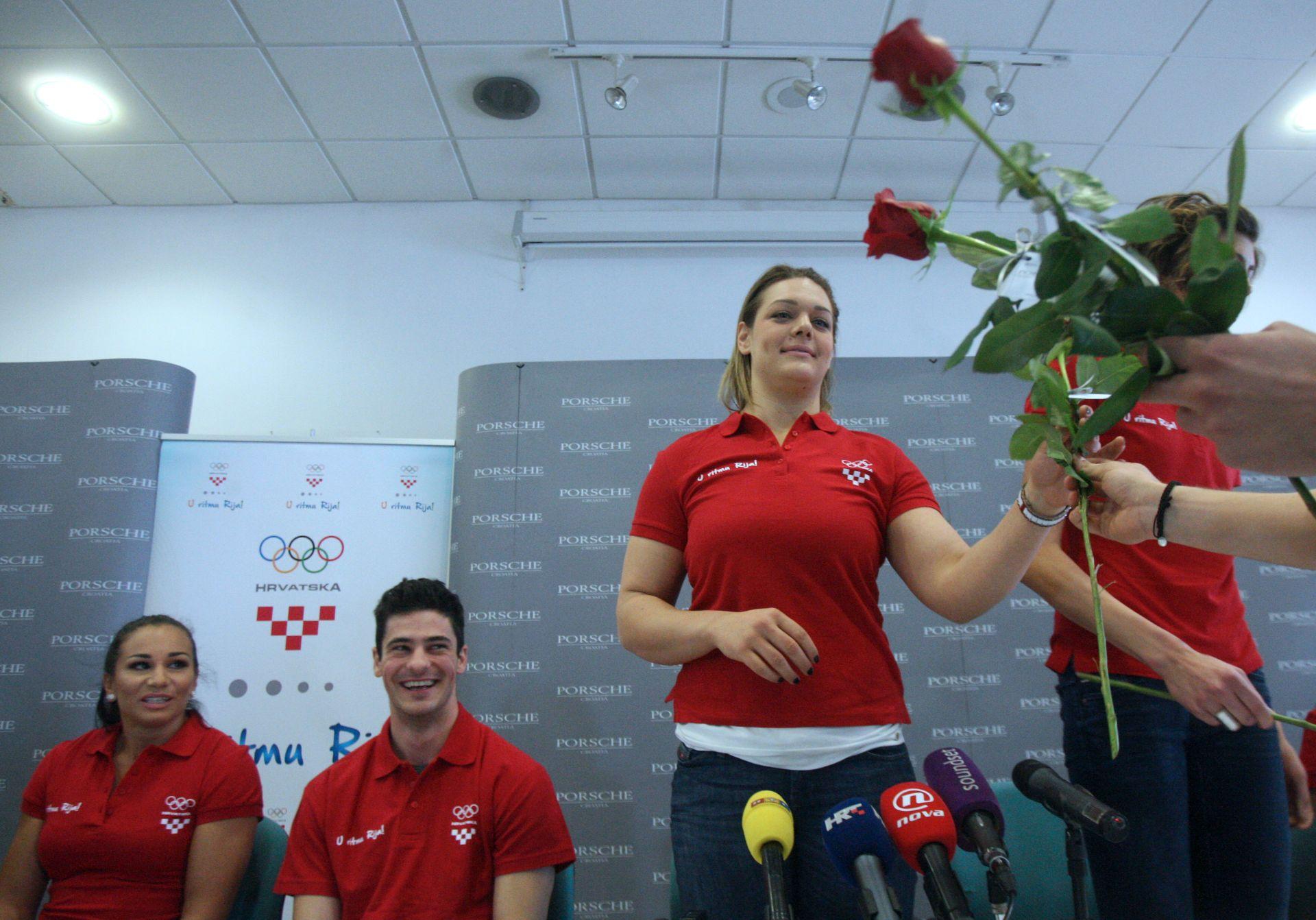 OLIMPIJSKE IGRE: Rekordnih 11 atletičara za Rio