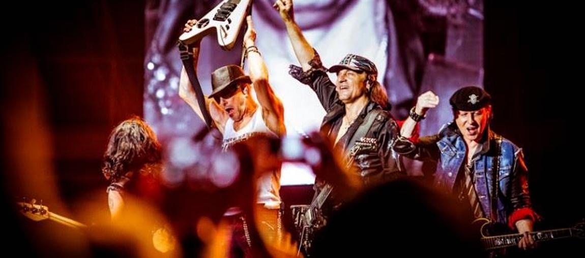 VIDEO: Scorpionsi uživo izvode pjesmu 'Rock'n'Roll Band'